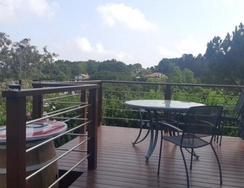 Location vacances Urrugne -  Appartement - 4 personnes - Télévision - Photo N° 1
