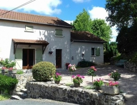 Location vacances Le Mayet-de-Montagne -  Maison - 6 personnes - Barbecue - Photo N° 1