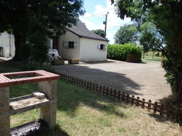Holiday rentals La Ménitré - Cottage - 4 persons - BBQ - Photo N° 1