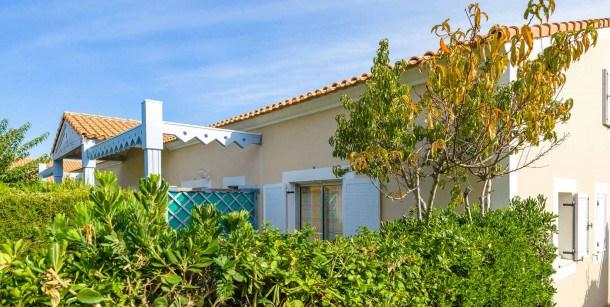 Location vacances Palavas-les-Flots -  Appartement - 4 personnes - Salon de jardin - Photo N° 1