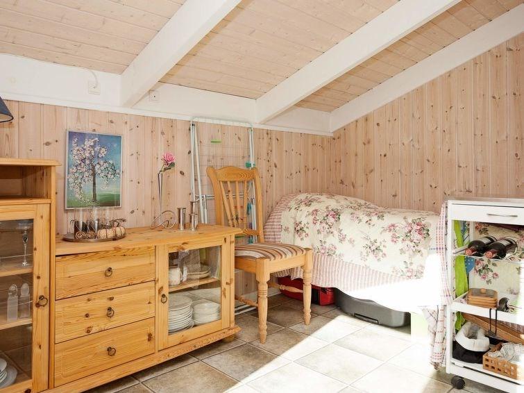 Maison pour 3 personnes à Rønde
