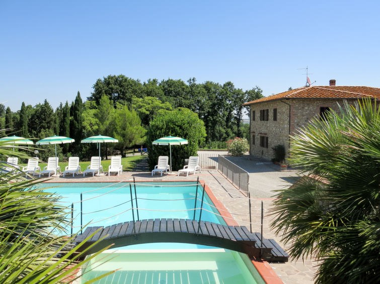 Location vacances Terricciola -  Maison - 5 personnes -  - Photo N° 1