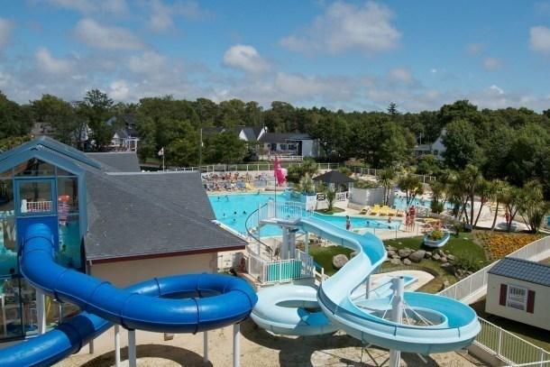 Location vacances Pont-Aven -  Maison - 8 personnes - Salon de jardin - Photo N° 1