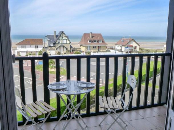 Location vacances Villers-sur-mer -  Appartement - 6 personnes - Télévision - Photo N° 1