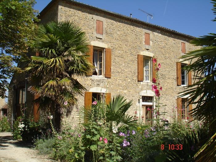 Alquileres de vacaciones Montagnac-sur-Auvignon - Casa - 6 personas - BBQ - Foto N° 1