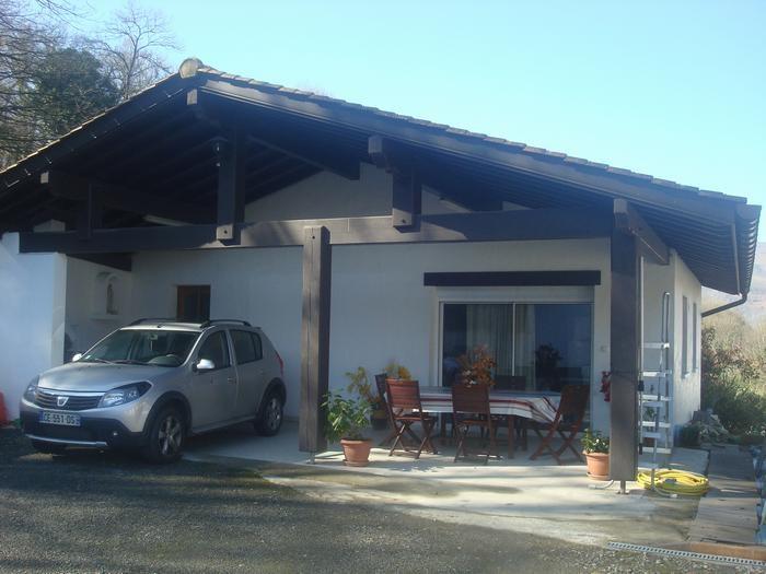 Detached House à OSSES