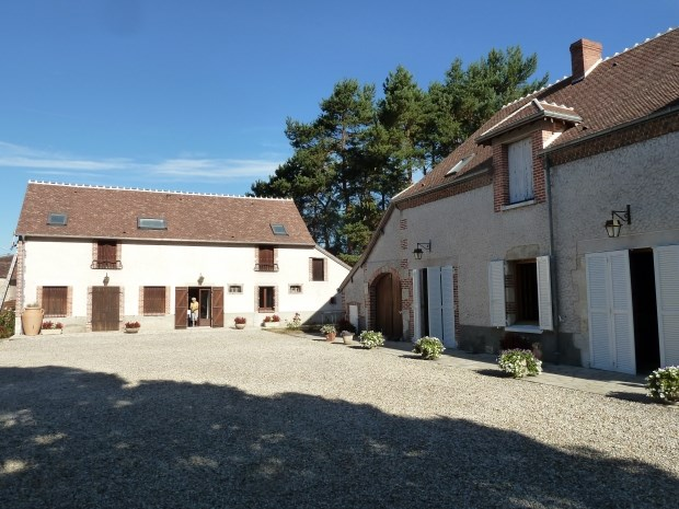 Location vacances Coullons -  Gite - 4 personnes - Barbecue - Photo N° 1