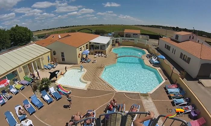Holiday rentals Saint-Vincent-sur-Jard - House - 10 persons - BBQ - Photo N° 1