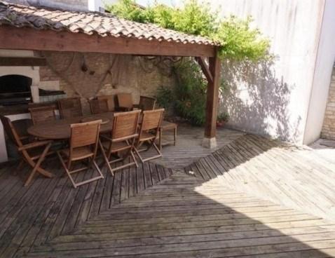 Location vacances La Couarde-sur-Mer -  Maison - 8 personnes - Barbecue - Photo N° 1
