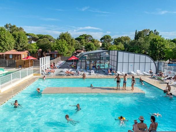 Location vacances Fréjus -  Maison - 6 personnes - Court de tennis - Photo N° 1