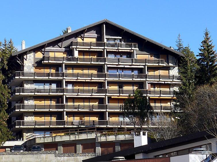 Appartement pour 3 personnes à Crans-Montana