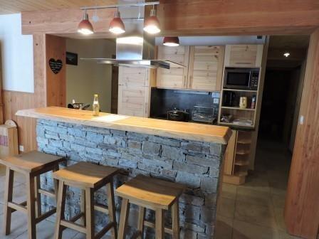 Appartement pour 10 pers. avec internet, Bonneval-sur-Arc