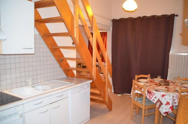 Location vacances Saint-Martin-de-Belleville -  Appartement - 6 personnes -  - Photo N° 1