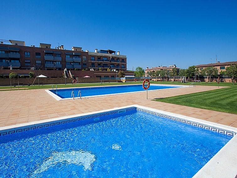 Appartement pour 3 personnes à Cabrera de Mar