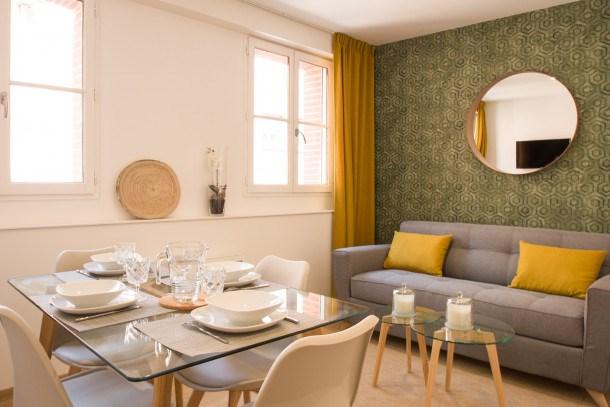 Location vacances Toulouse -  Appartement - 3 personnes - Télévision - Photo N° 1