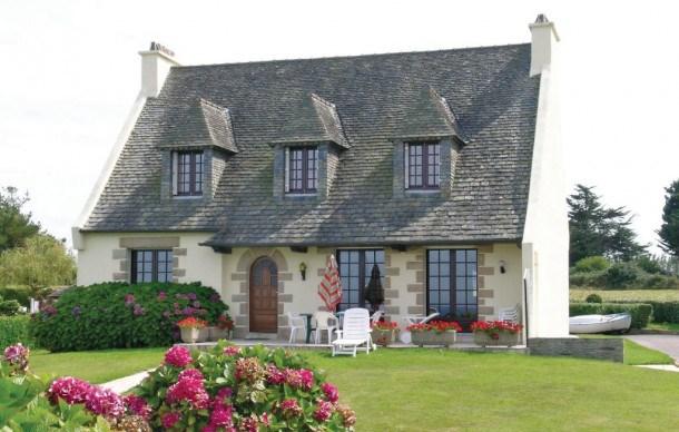 Location vacances Locquirec -  Maison - 9 personnes - Barbecue - Photo N° 1
