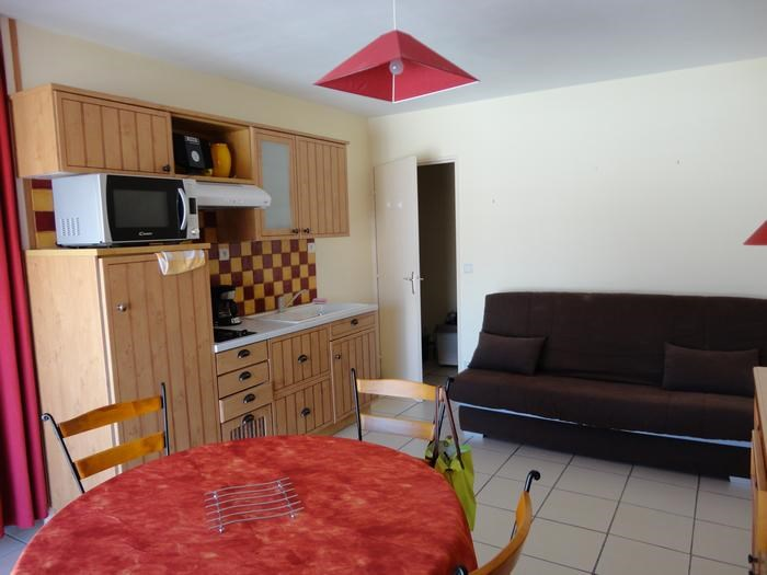 Holiday rentals Saint-Palais-sur-Mer - Apartment - 3 persons - Television - Photo N° 1