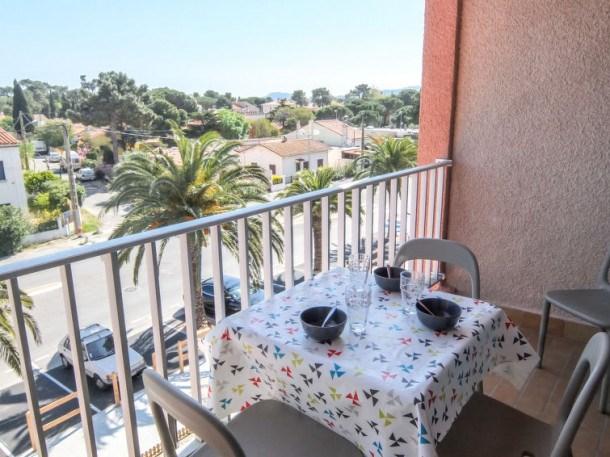 Location vacances Argelès-sur-mer -  Appartement - 4 personnes - Lecteur DVD - Photo N° 1