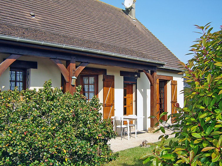 Location vacances Cabourg -  Maison - 6 personnes -  - Photo N° 1