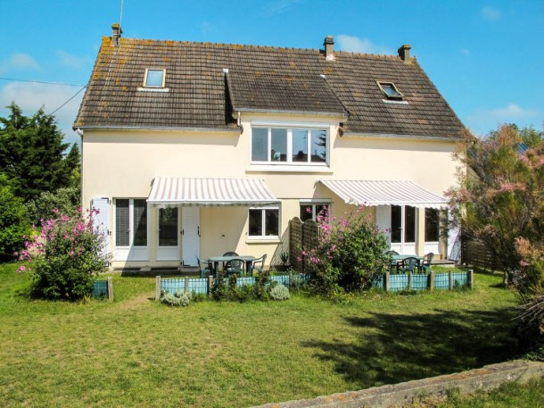 Location vacances Denneville -  Appartement - 4 personnes - Barbecue - Photo N° 1