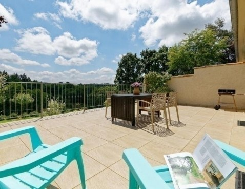 Location vacances Courties -  Maison - 4 personnes - Barbecue - Photo N° 1