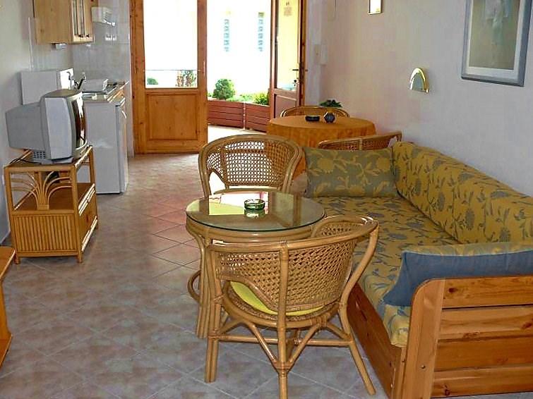 Appartement pour 1 personnes à Balatonmariafurdo