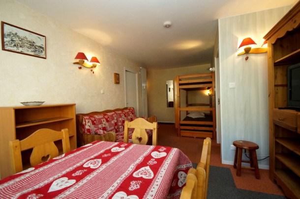 Appartement avec balcon ? 2 pièces  - 42 m² - 6 Personnes