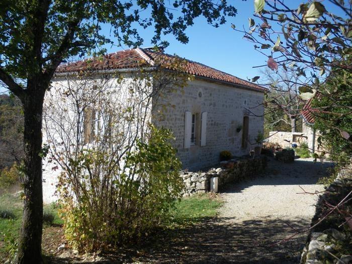 Villa pour 12 pers. avec piscine privée, Grézels