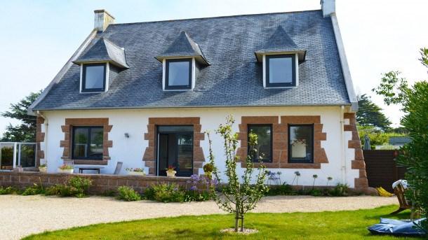 Location vacances Trégastel -  Maison - 8 personnes - Terrasse - Photo N° 1