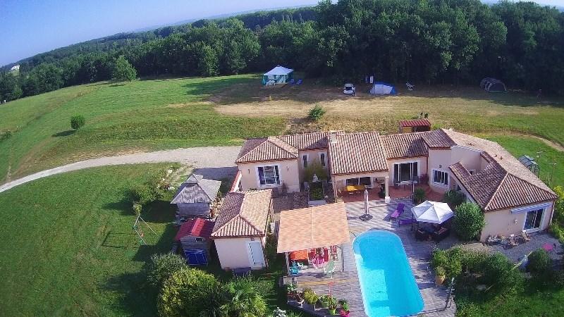 Location vacances Meilhan-sur-Garonne -  Maison - 4 personnes -  - Photo N° 1