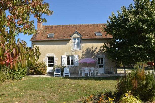 Location vacances Saint-Bohaire -  Maison - 6 personnes - Barbecue - Photo N° 1