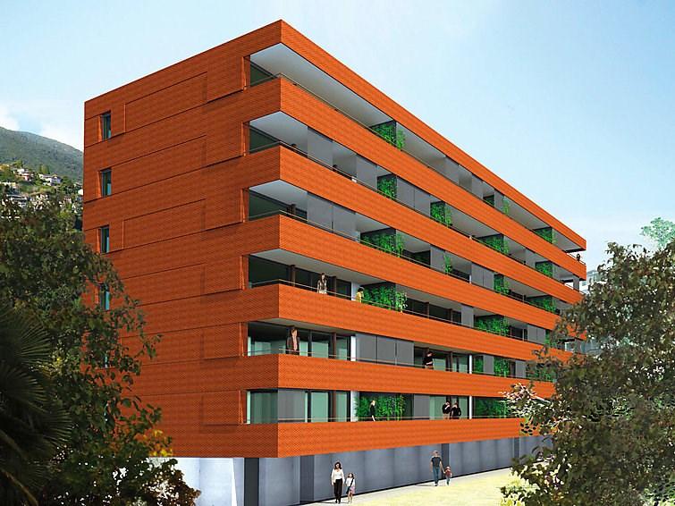 Appartement pour 2 personnes à Locarno
