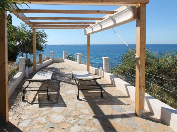 Location vacances la Vila Joiosa -  Maison - 6 personnes - Barbecue - Photo N° 1