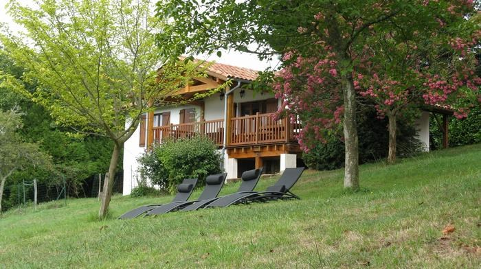 Holiday rentals Saint-Jean-Pied-de-Port - House - 7 persons - BBQ - Photo N° 1