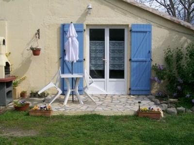 Location vacances Carcassonne -  Gite - 2 personnes - Barbecue - Photo N° 1