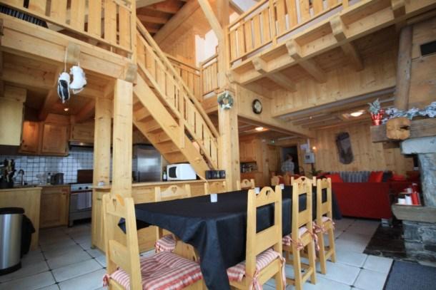 Location vacances Morzine -  Appartement - 15 personnes - Télévision - Photo N° 1