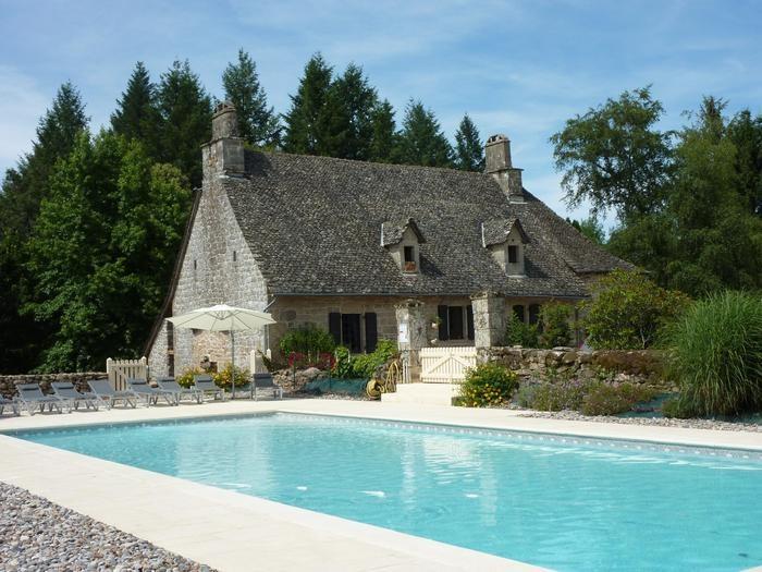 Location vacances Saint-Julien-aux-Bois -  Maison - 8 personnes - Barbecue - Photo N° 1