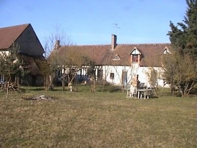 Location vacances Sully-sur-Loire -  Gite - 4 personnes - Barbecue - Photo N° 1