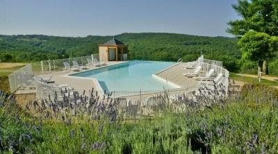Gîtes 3*** 4/6 personnes sur la colline des grottes de Lascaux avec piscine chauffée en plein cœur du Périgord Noir -...