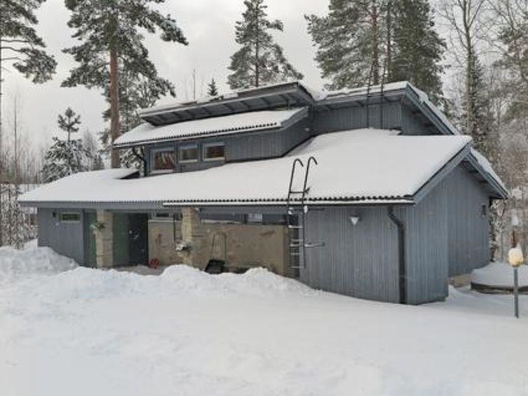 Studio pour 3 personnes à Nilsiä