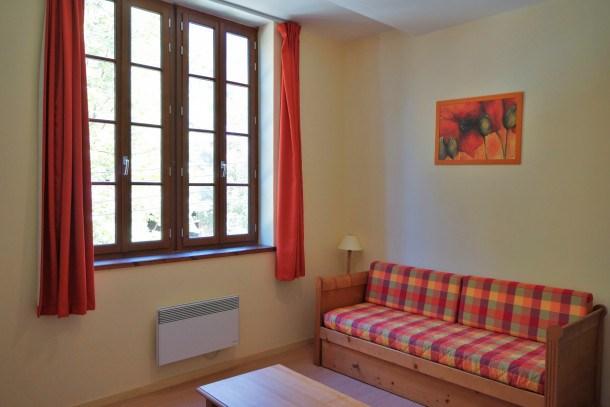 Location vacances Aulus-les-Bains -  Appartement - 2 personnes - Télévision - Photo N° 1