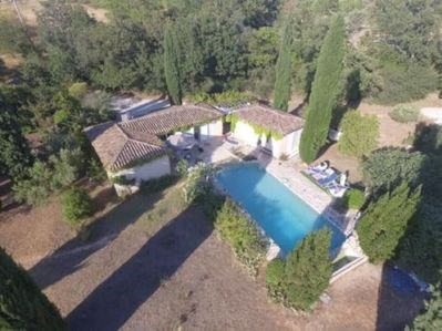 Location vacances Aix-en-Provence -  Maison - 5 personnes - Barbecue - Photo N° 1