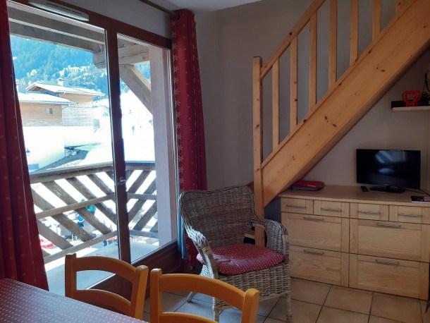 Location vacances Aussois -  Appartement - 8 personnes - Télévision - Photo N° 1