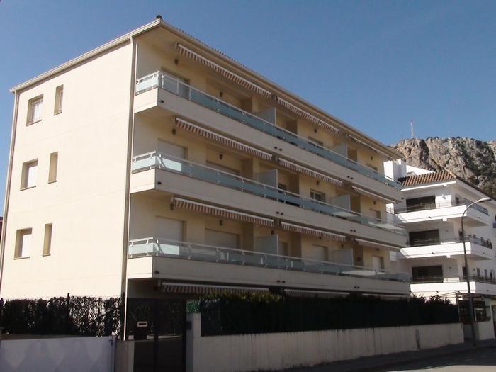 Ferienwohnungen Torroella de Montgrí - Wohnung - 4 Personen - Gartenmöbel - Foto Nr. 1