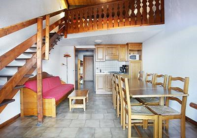 Appartement 2 pièces 4-5 personnes