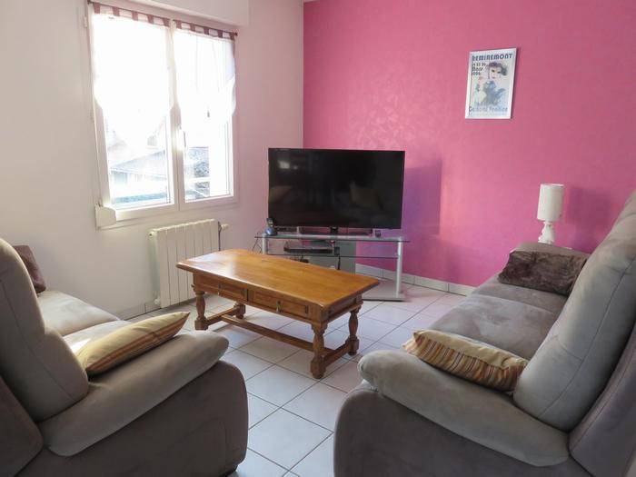 Holiday rentals Remiremont - Apartment - 6 persons - Garden furniture - Photo N° 1