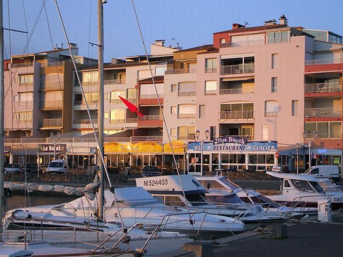 Ferienwohnungen Agde - Wohnung - 4 Personen - Kabel / Satellit - Foto Nr. 1