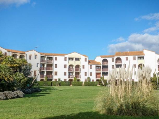 Location vacances Vaux-sur-Mer -  Appartement - 4 personnes - Télévision - Photo N° 1