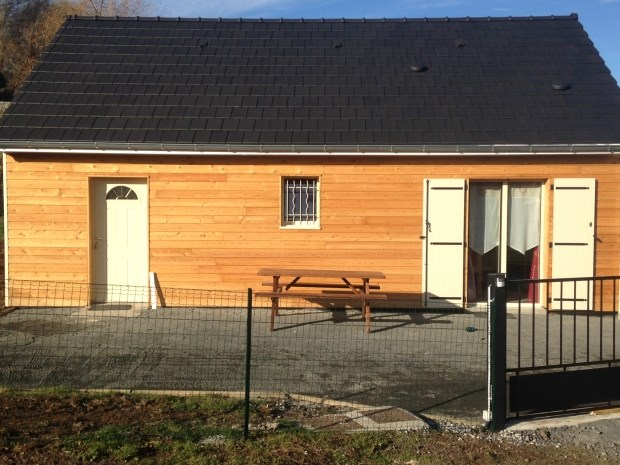 Holiday rentals Rochefort-Montagne - Cottage - 6 persons - BBQ - Photo N° 1