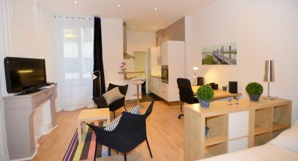 Location vacances Lyon -  Appartement - 2 personnes - Télévision - Photo N° 1